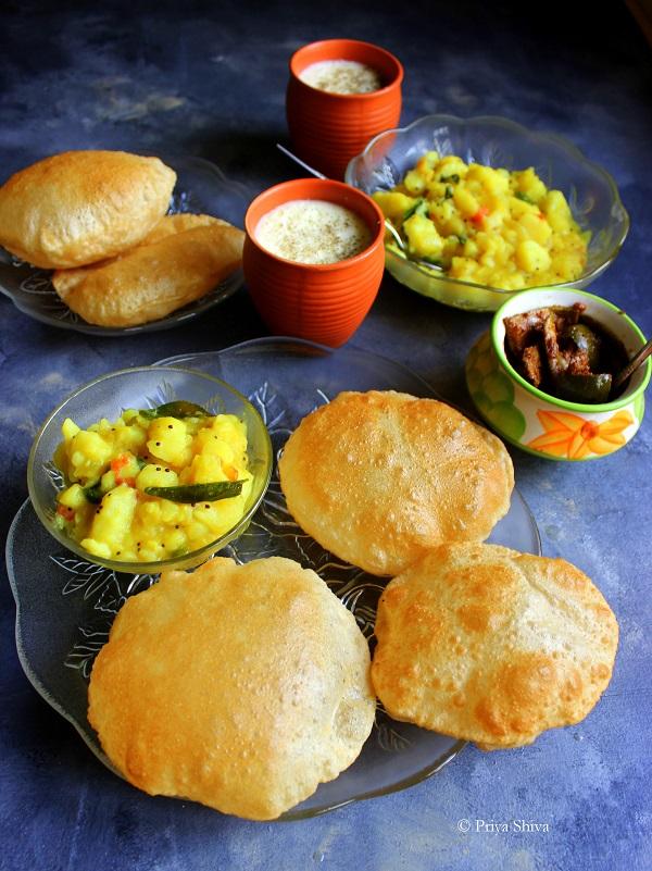 Potato Masala Curry Recipe