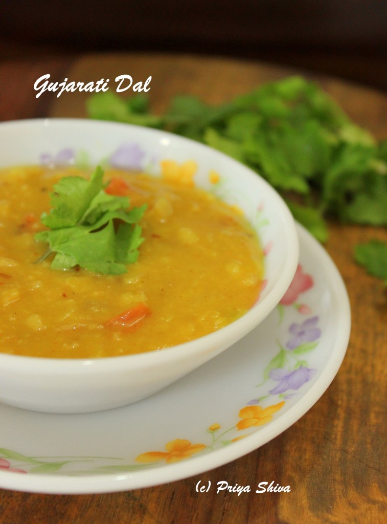 Gujarati Dal Recipe