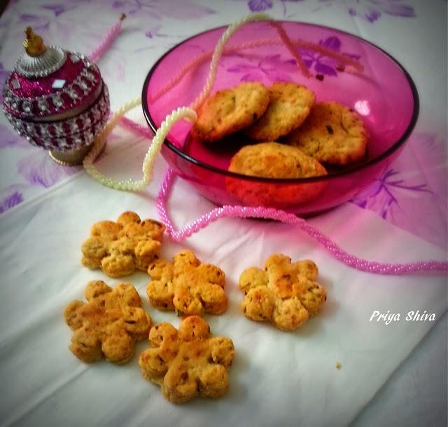 Spicy Masala Cookies