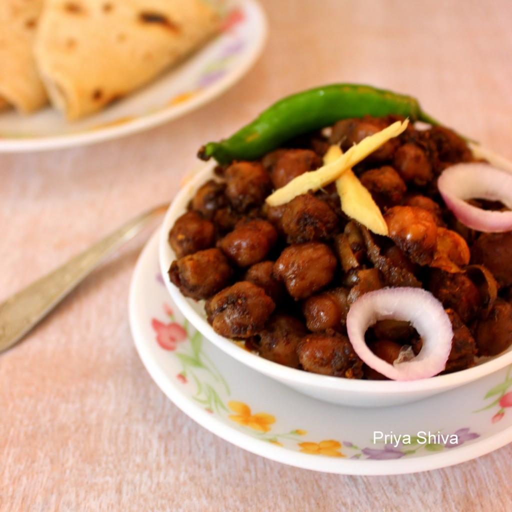 Rawalpindi Chole / Pindi chana