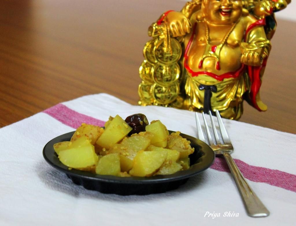 Monk Potatoes