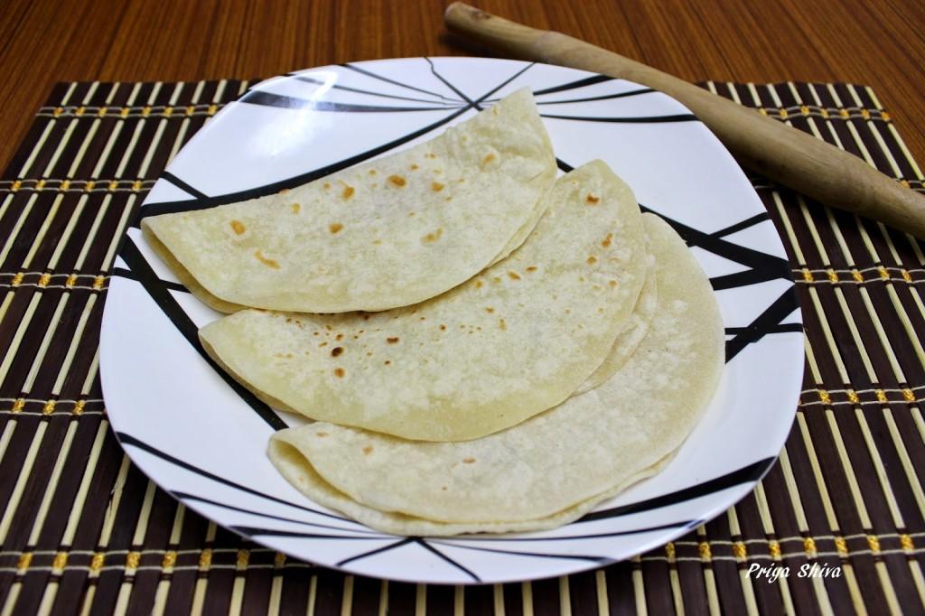 Homemade Tortillas / Tortillas recipe