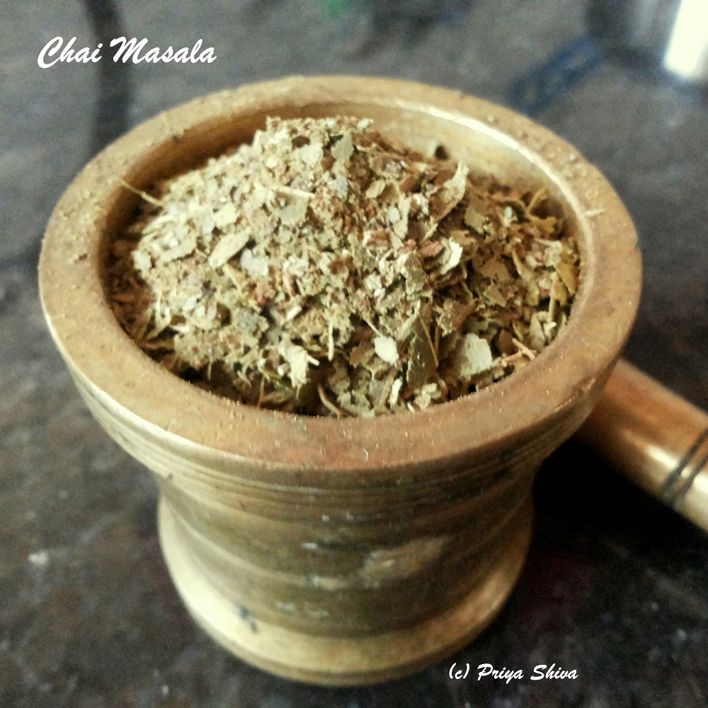 Chai Masala Powder / tea masala