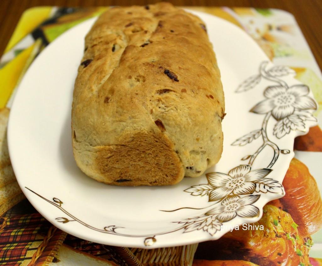 bread, breakfast, baking, eggless, snack, recipe