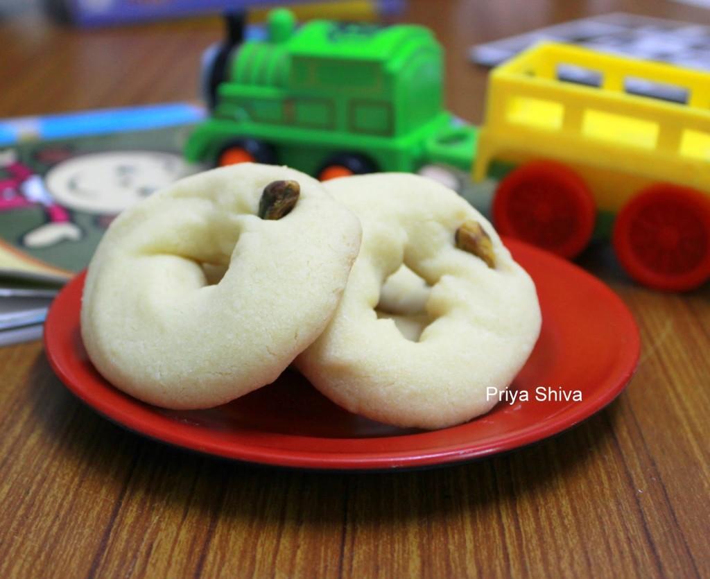 Lebanese Shortbread Cookies – Ghraybeh