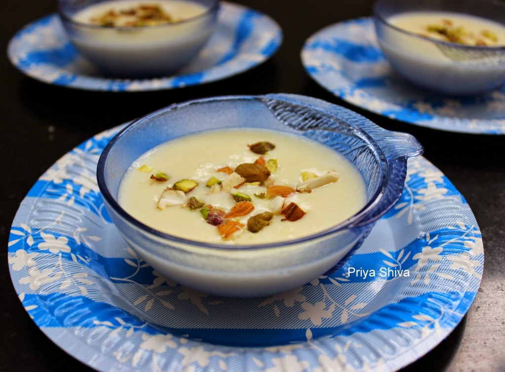 Muhallabia Recipe / Mohallabiah