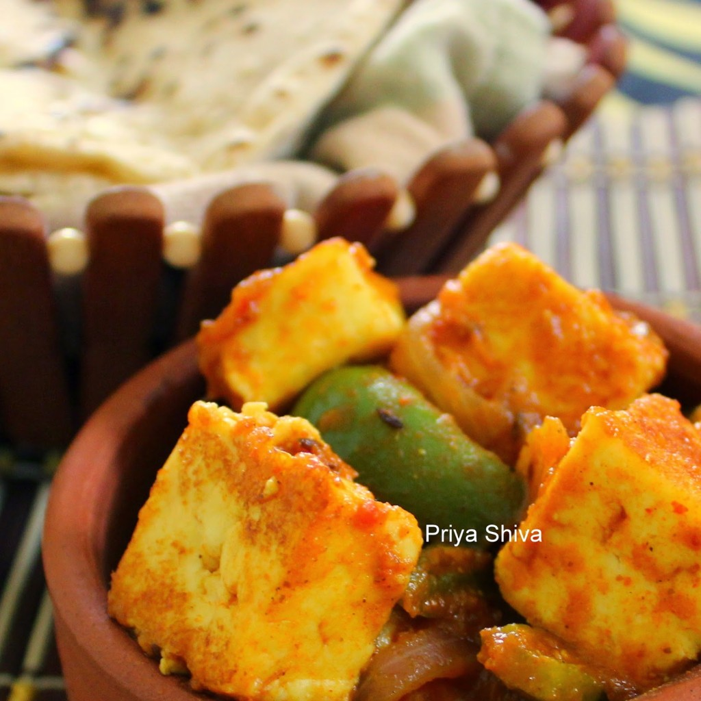 Paneer Jalfrazie Recipe / Review of Zaiqa Spices