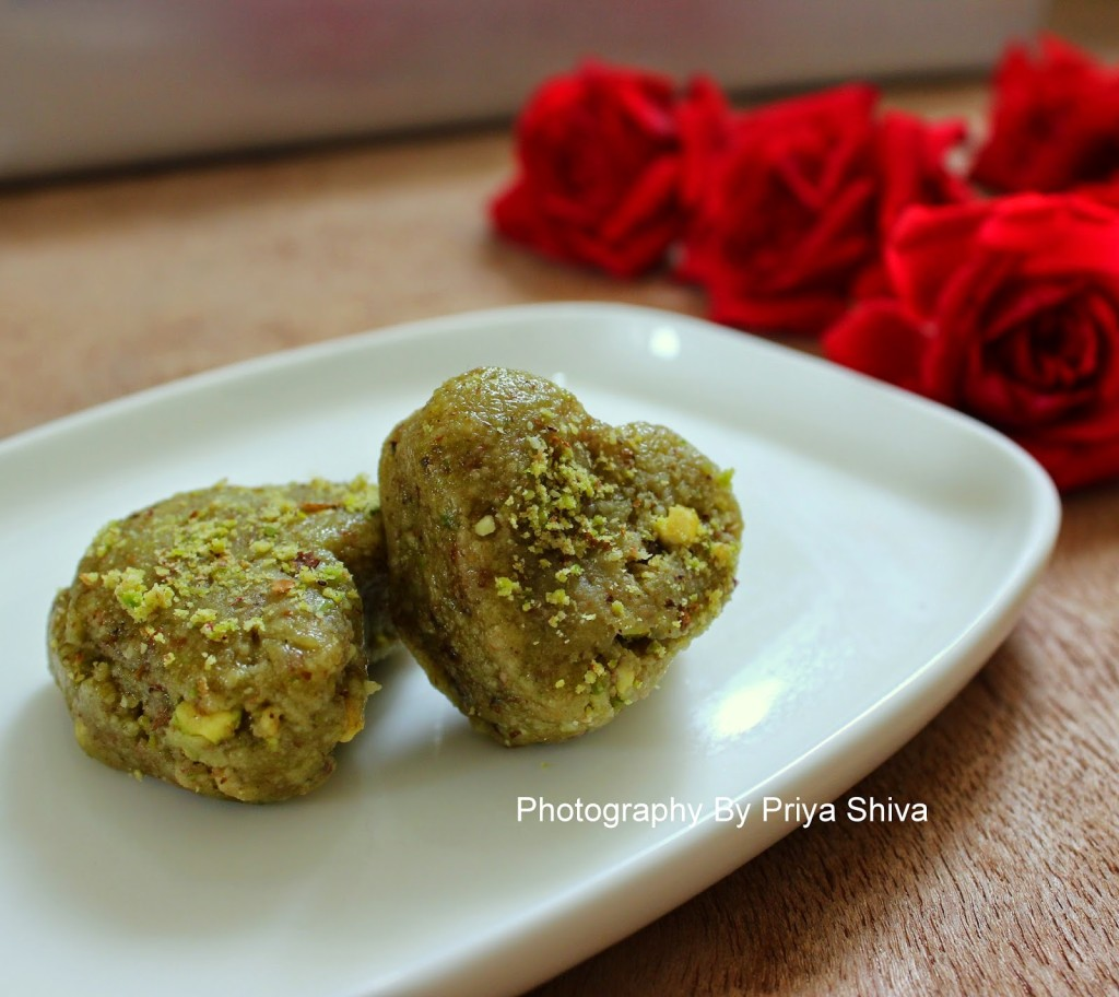 Pista burfi, badam burfi, burfi recipe, Indian sweet