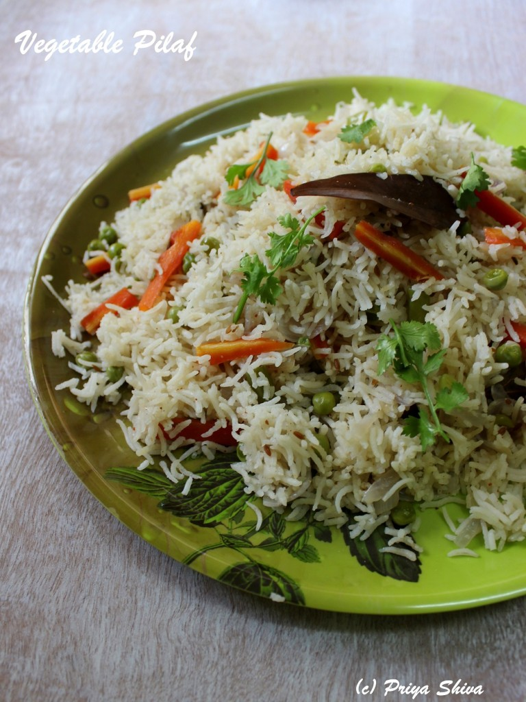 how to cook vegetable rice in rice cooker