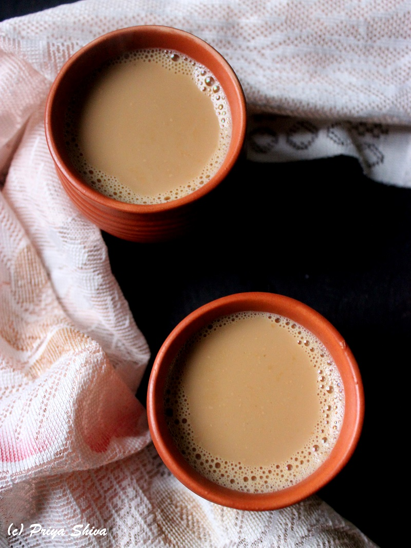 how to make indian tea with cardamom