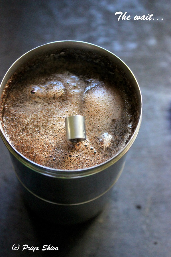 recipe to make filter coffee