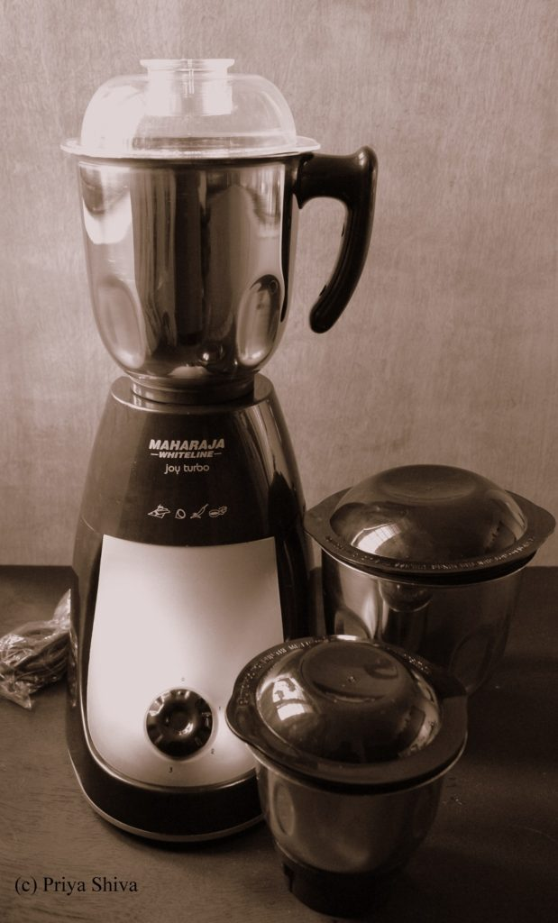 Maharaja Whiteline Joy Turbo Mixer Grinder Review