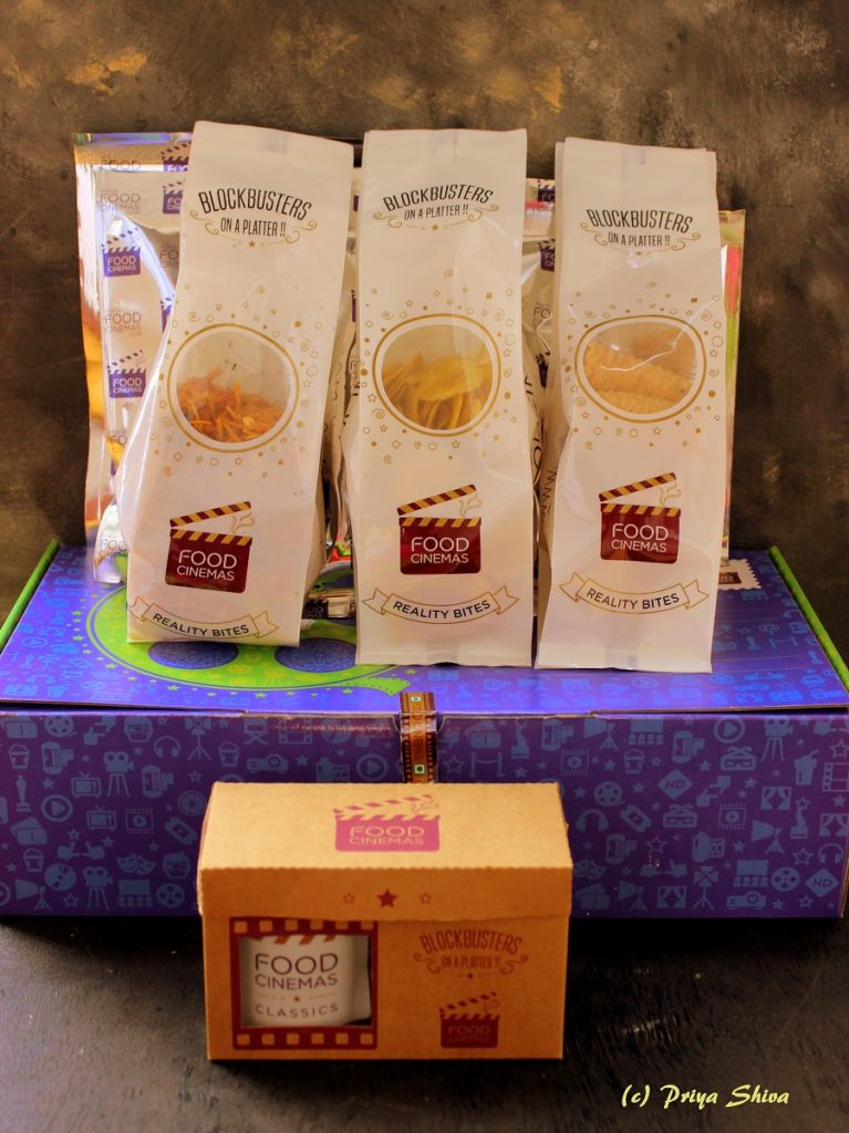 Food Cinemas Onam Gift Box Review