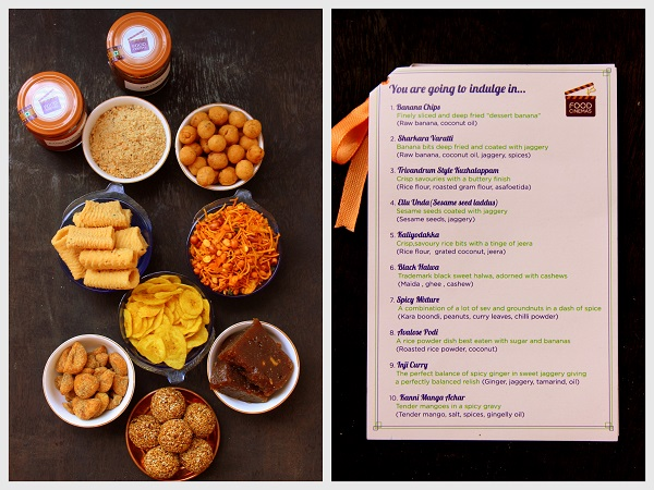 food cinemas onam snack box review