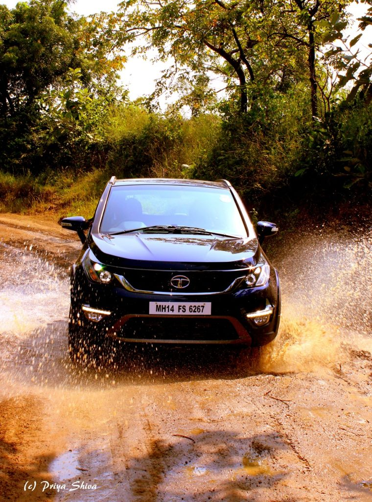Tata Hexa – New Don of SUV