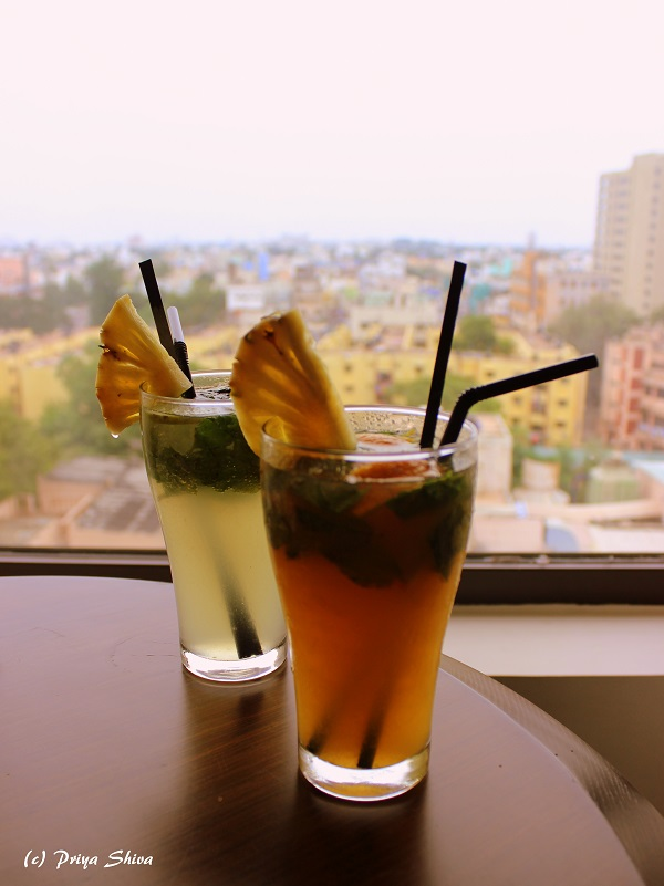 Grand by GRT Hotels welcome-drink