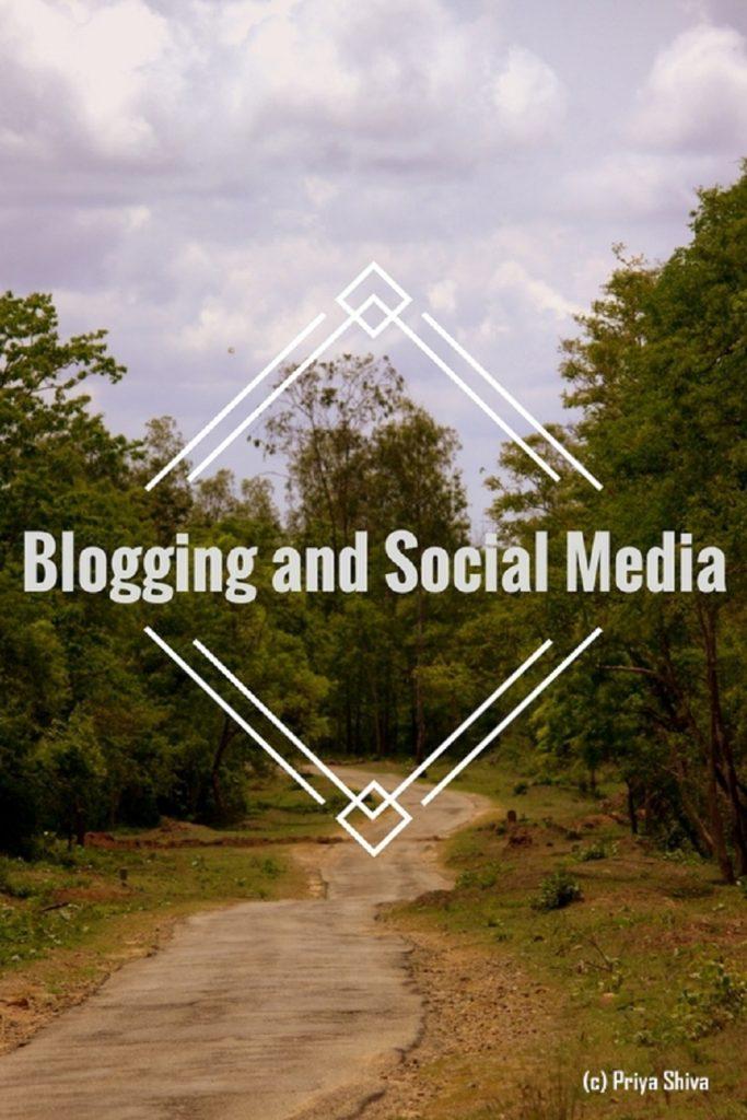 Blogging And Social Media – Part 1