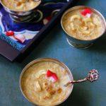 Gulkand semiya kheer recipe