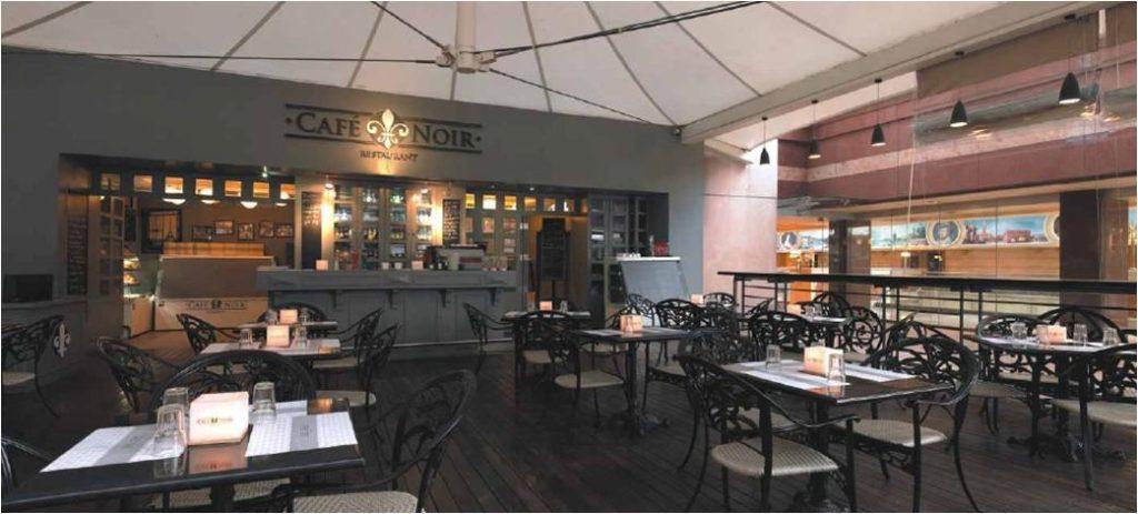 Cafe Noir, UB city