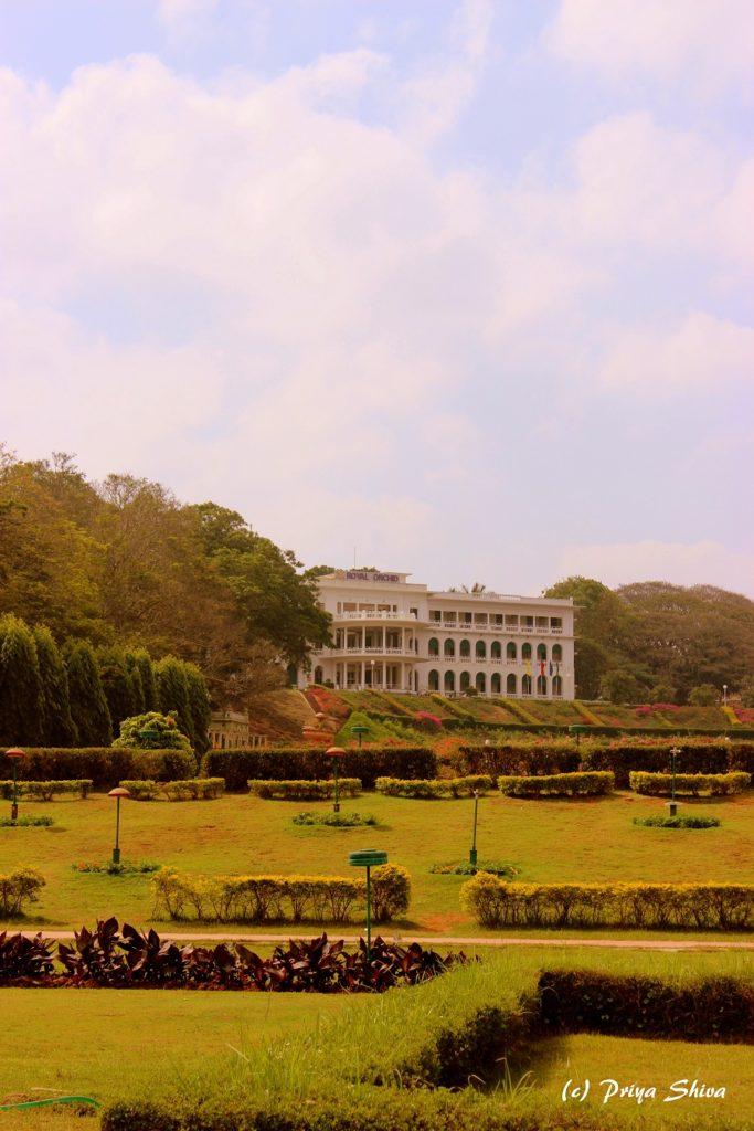 Royal Orchid Brindavan Garden Mysore Hotel Review