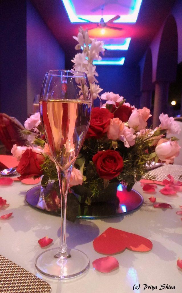 Valentine Dinner Preview – Radisson Blu Atria