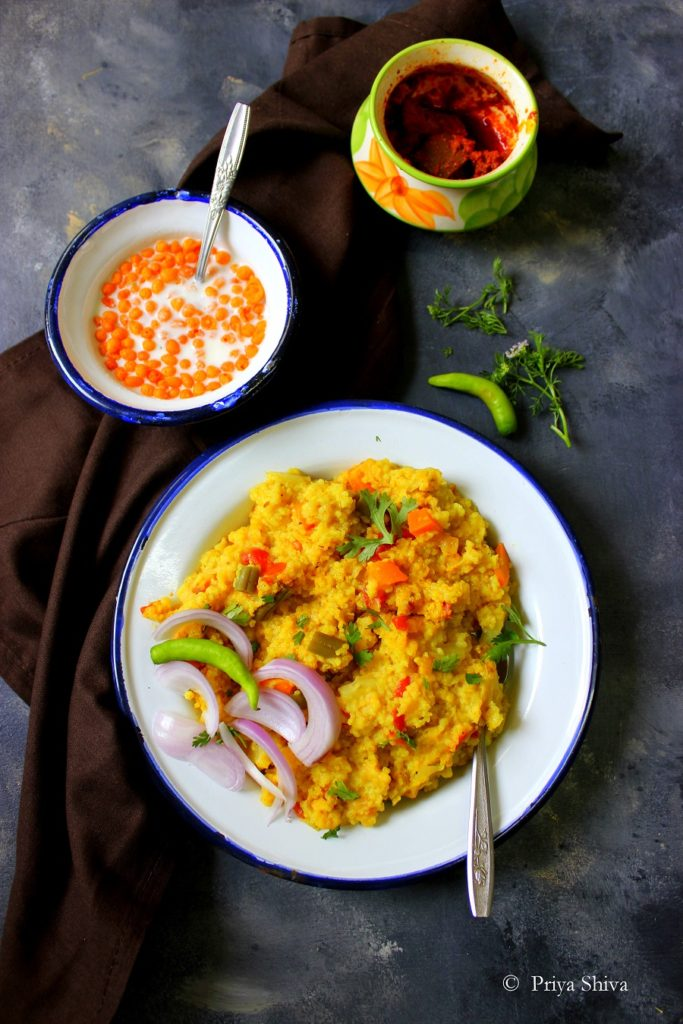 Millet Khichdi – Preethi Electric Pressure Cooker Review