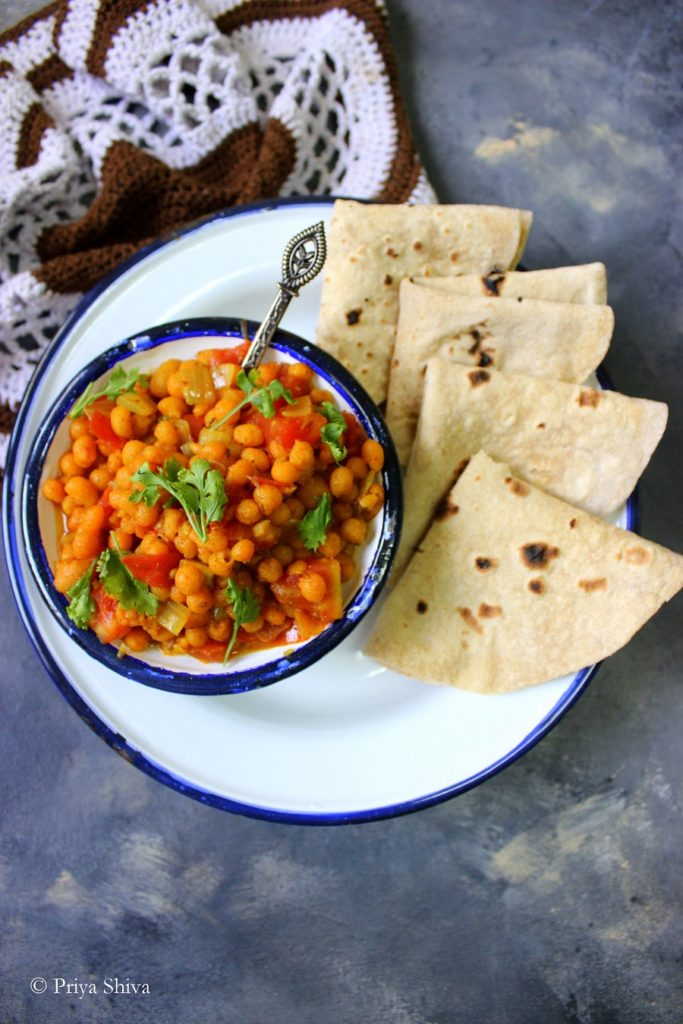 Boondi Ki Sabzi / Boondi Curry