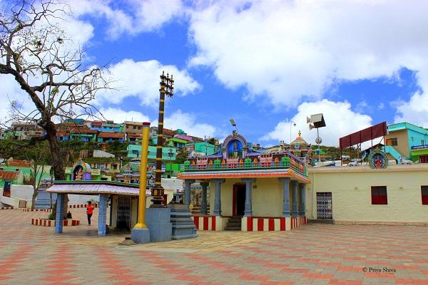 Poomparai Kuzhanthai Velappar Temple, Kodaikanal
