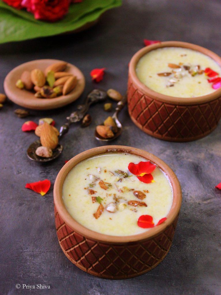 Coconut Rabri Recipe