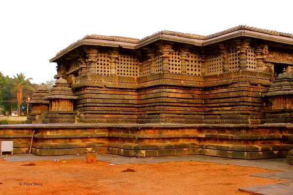 Hoysaleswara Temple1
