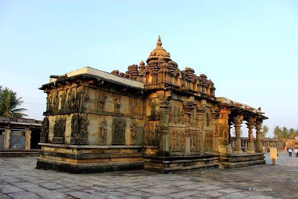 chennakesava belur temple