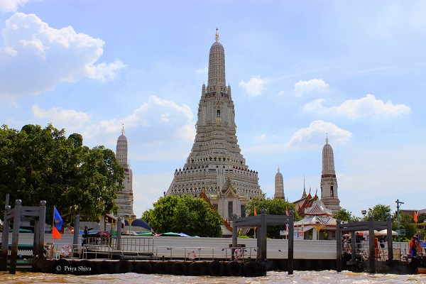Wat Arun – temple of Dawn