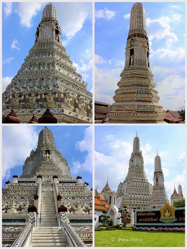 wat arun - temple of dawn bangkok