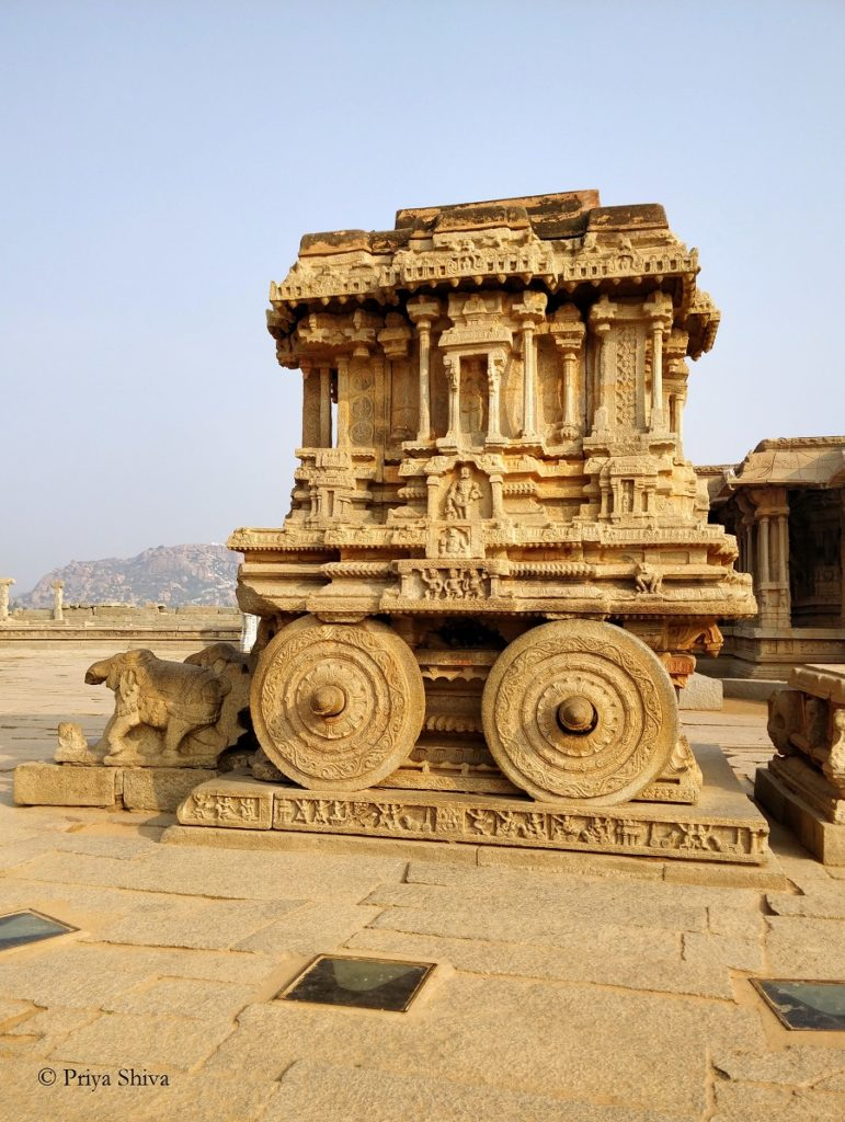 Mesmerizing Hampi – Part 1