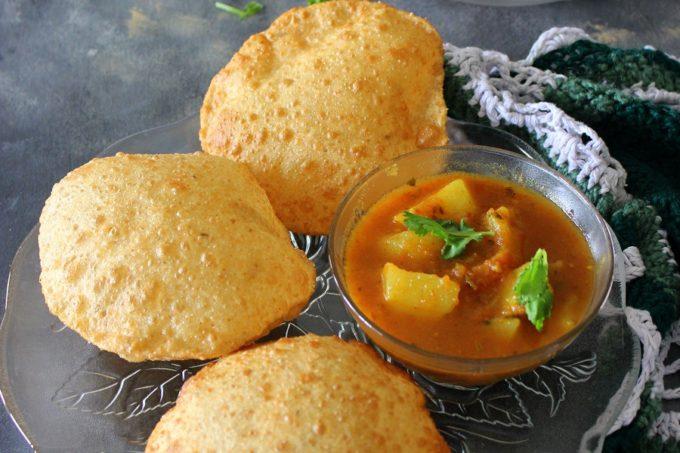 Bedmi Poori Recipe