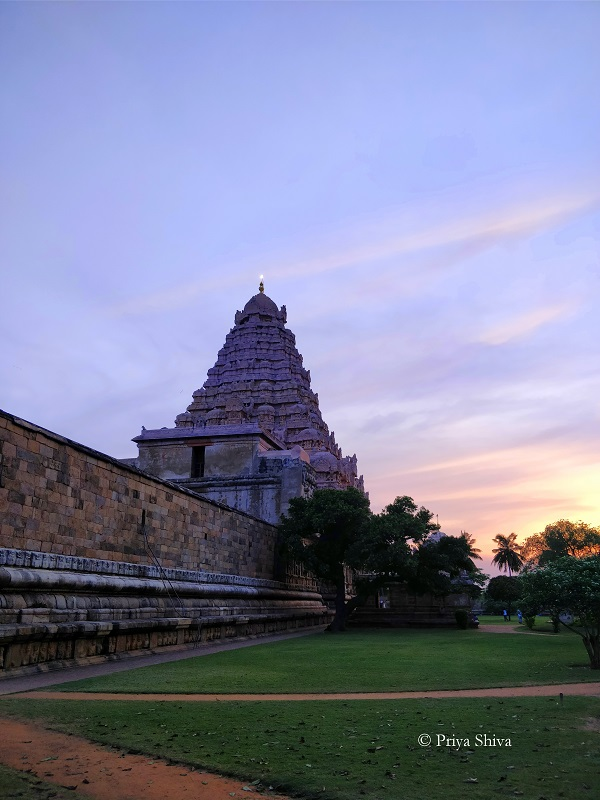 Brihadisvara Temple Cholapuram