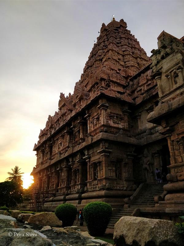 Brihadisvara Temple - Gangaikonda Cholapuram